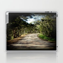 Comin' around the Bend! Laptop & iPad Skin