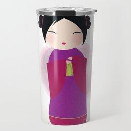 Cadre Kokeshi Urara Travel Mug