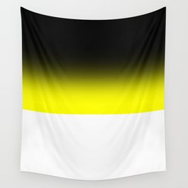 Fade To Yellow Wall Tapestry