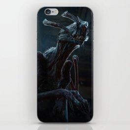 Pitch iPhone Skin