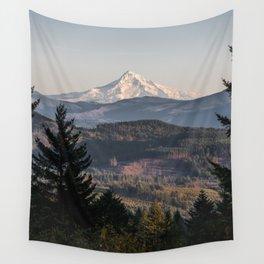 PNW Mount Hood Adventure II Wall Tapestry