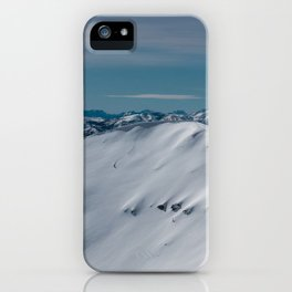 SASS Chile iPhone Case