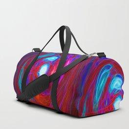 Intense cell biology Duffle Bag