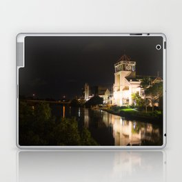 Night Time River Laptop & iPad Skin