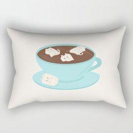 Marshmeowlows Rectangular Pillow