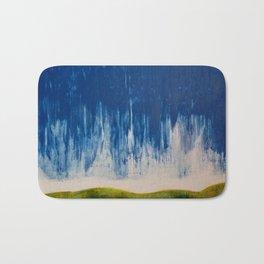 brooding sky Bath Mat
