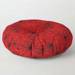 Demon Webs Floor Pillow