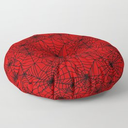 Demon Webs Floor Pillow
