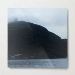 Long Range 6 (Signal Hill Fogs) Metal Print