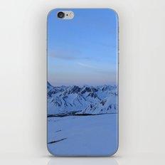 Glen Alps 2 iPhone & iPod Skin