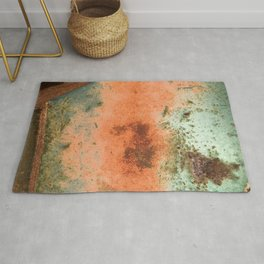 Rusted Harbor Rug