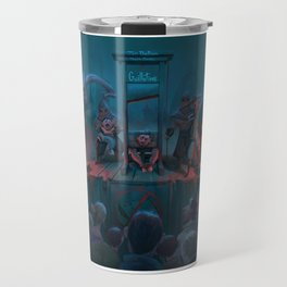 jon bellion guillotine album Travel Mug