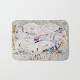 winter Hearts-2 Bath Mat