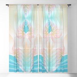 Surrender Sheer Curtain
