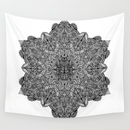 Garden Party Wall Tapestry