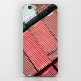Containers iPhone Skin