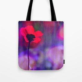Dreamy anemone Tote Bag