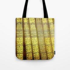 Books of Knowledge Tote Bag