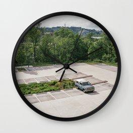 Chattanooga, TN Wall Clock