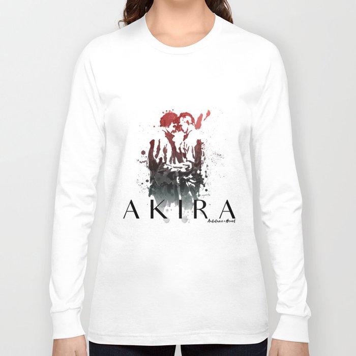 """""""Autotune + Heart"""" Official Merchandise Long Sleeve T-shirt"""