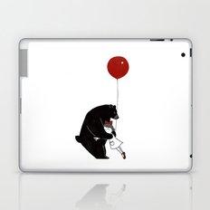Don't Cry Little Girl Laptop & iPad Skin