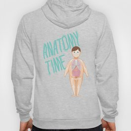 Anatomy Time Hoody