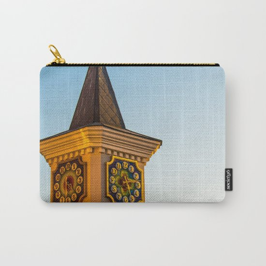 fabulous clock tower Carry-All Pouch