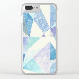 Illuminated Winter Clear iPhone Case