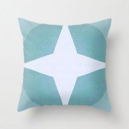 Ninja.1 Throw Pillow