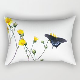 Butterfly Prairie Rectangular Pillow