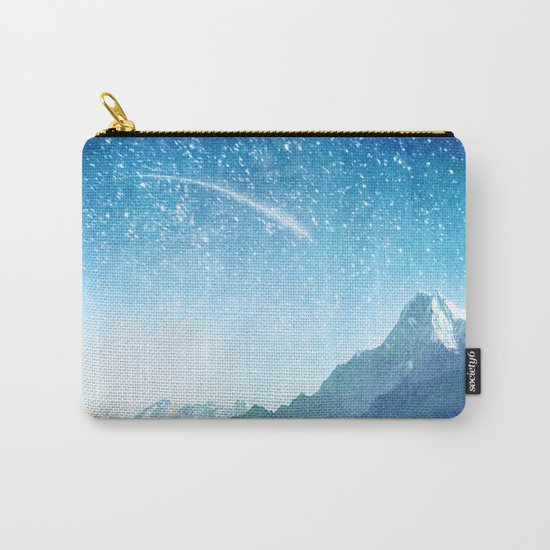 A Brilliant Star Carry-All Pouch