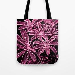 Raindrops XVI Tote Bag