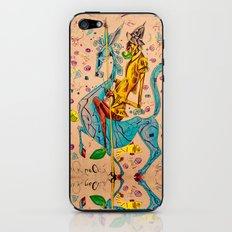El Don iPhone & iPod Skin
