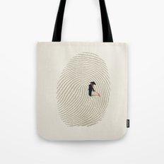 Zen Touch Tote Bag