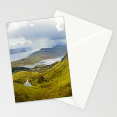 Rock Peaks Stationery Cards