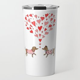 Puppy Love Travel Mug