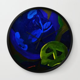 Issues Wall Clock