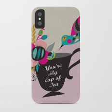 You're My cup of Tea iPhone X Slim Case
