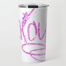 Fancy Sparkle custom for Spicy Travel Mug