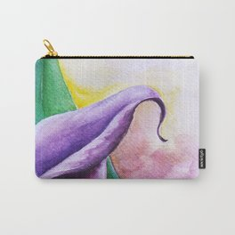 Calla Lilly Carry-All Pouch