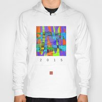 stockholm Hoodies featuring stockholm graffic by David Mark Lane