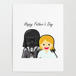 Happy Fathers Day To The Provider Of The Family Poster