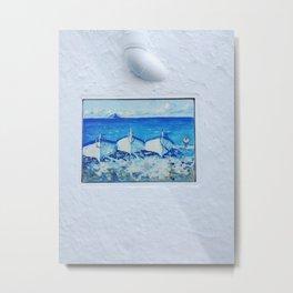 Seascape 3 Metal Print