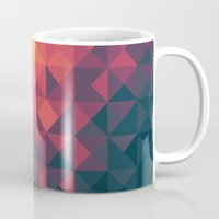 twilight Mugs featuring Infinity Twilight by Picomodi