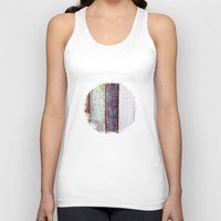 wood Tank Tops featuring Wood by Carola Paas