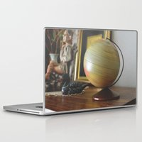 globe Laptop & iPad Skins featuring Globe by dani.rbcc