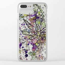 Where the Weed Things Grow Clear iPhone Case