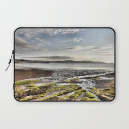 Paignton Beach  Laptop Sleeve