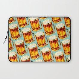 Beer Pattern 2 Laptop Sleeve
