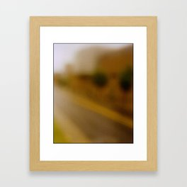 Abstract #4 Framed Art Print